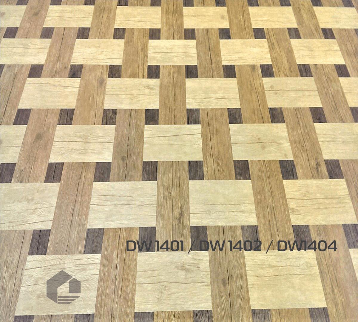 Кварцвиниловая плитка Decoria Office Tile DW1401