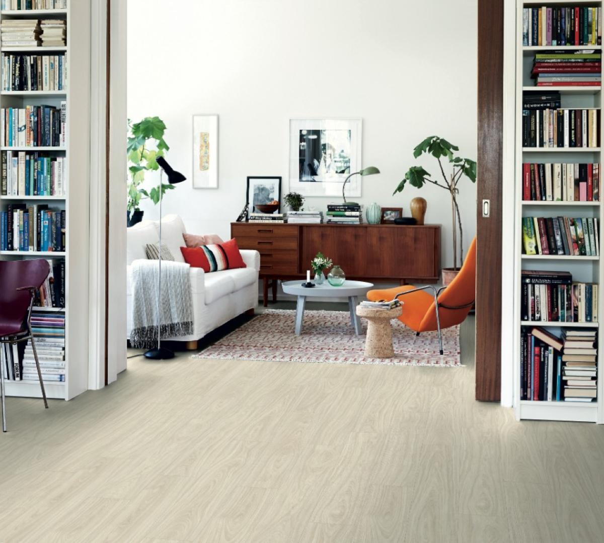 Кварцвиниловая плитка Pergo Optimum Classic Plank Glue v3201-40020 Дуб Нордик Белый (1256*187*2,5)