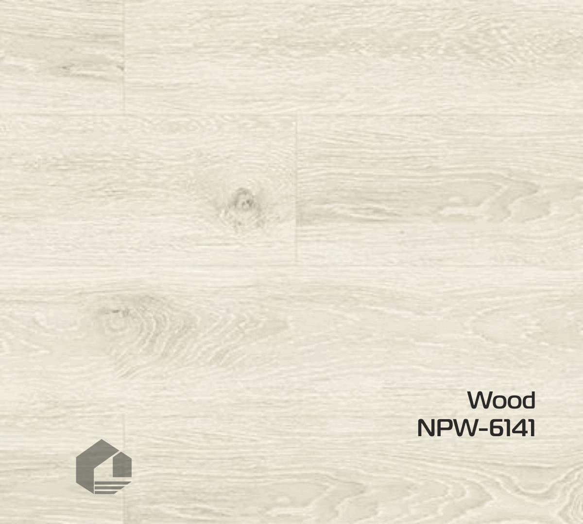 Кварцвиниловая плитка Orchid Tile Wood NPW-6141 (186*940*3 мм.) 19шт/3,32м2