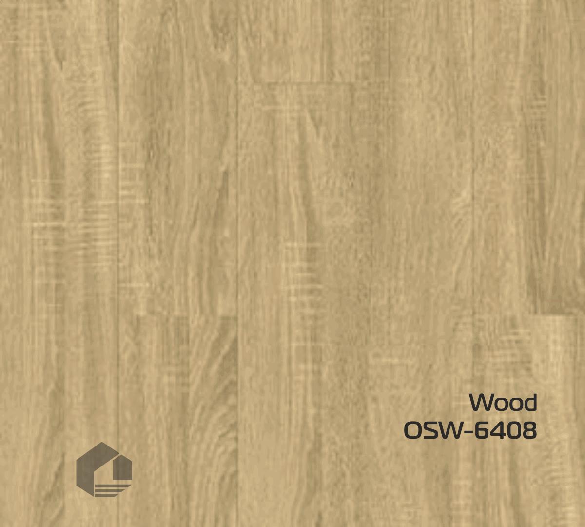 Кварцвиниловая плитка Orchid Tile Wood OSW-6408 (186*940*3 мм.) 19шт/3,32м2