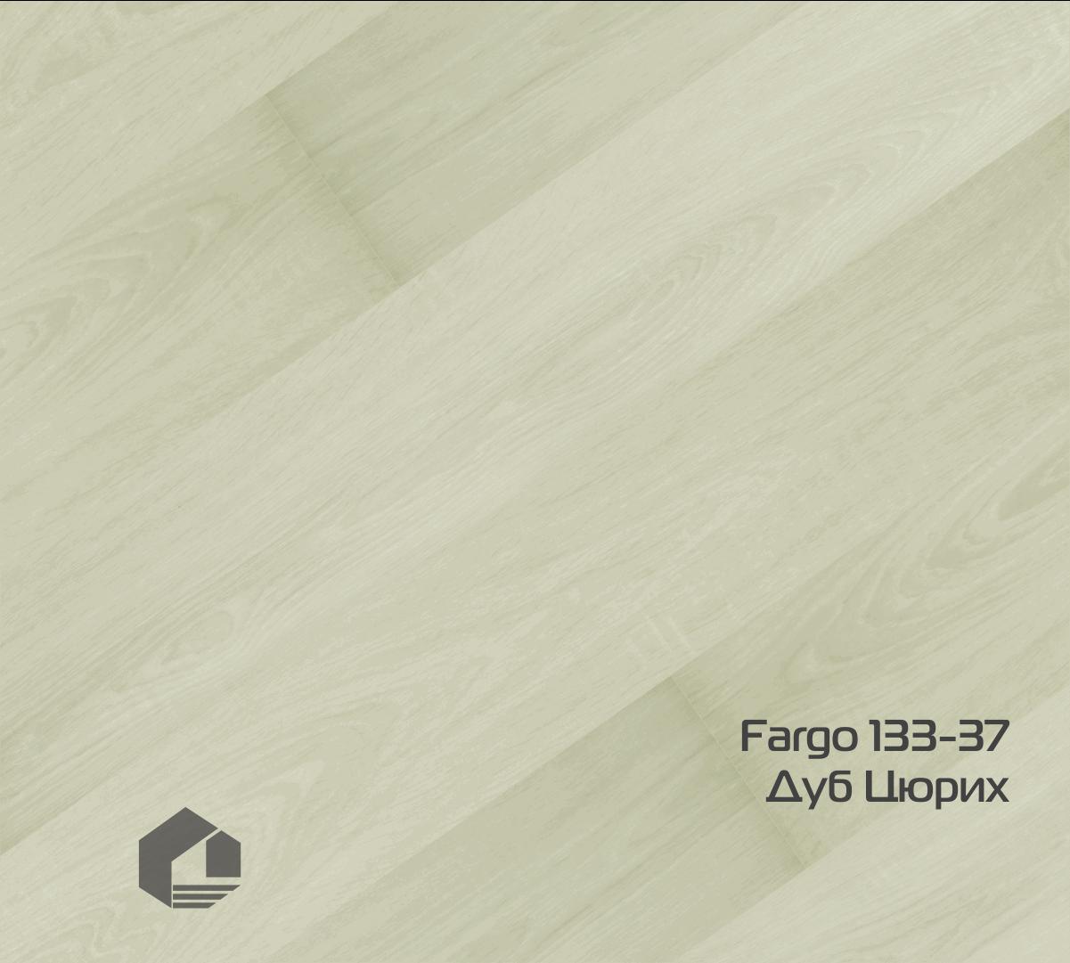 Кварцевый ламинат Fargo Сlassic 133-37