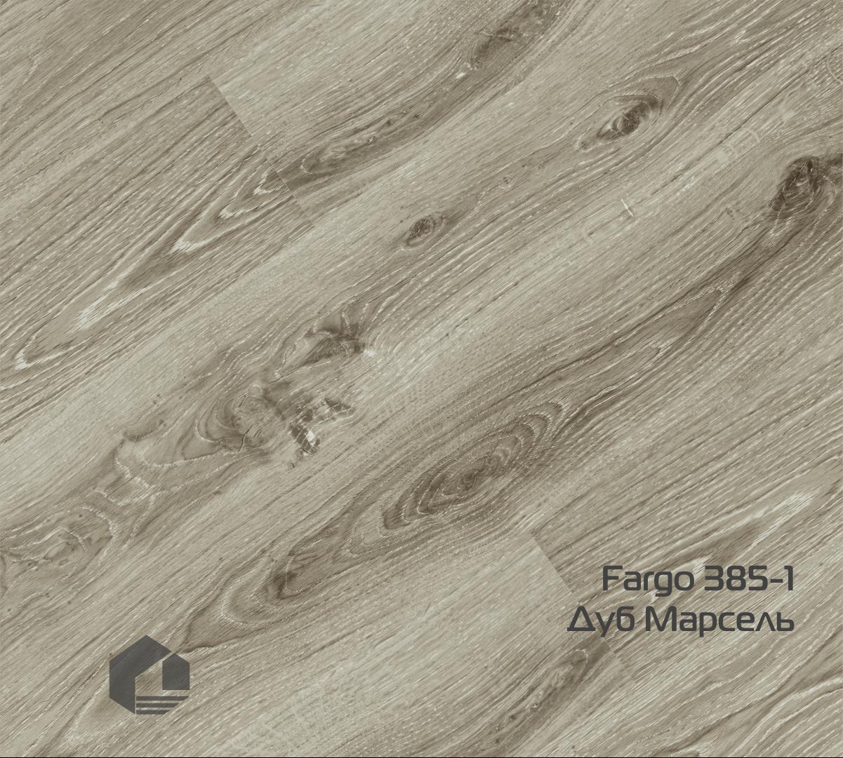 Кварцевый ламинат Fargo Сlassic 385-1