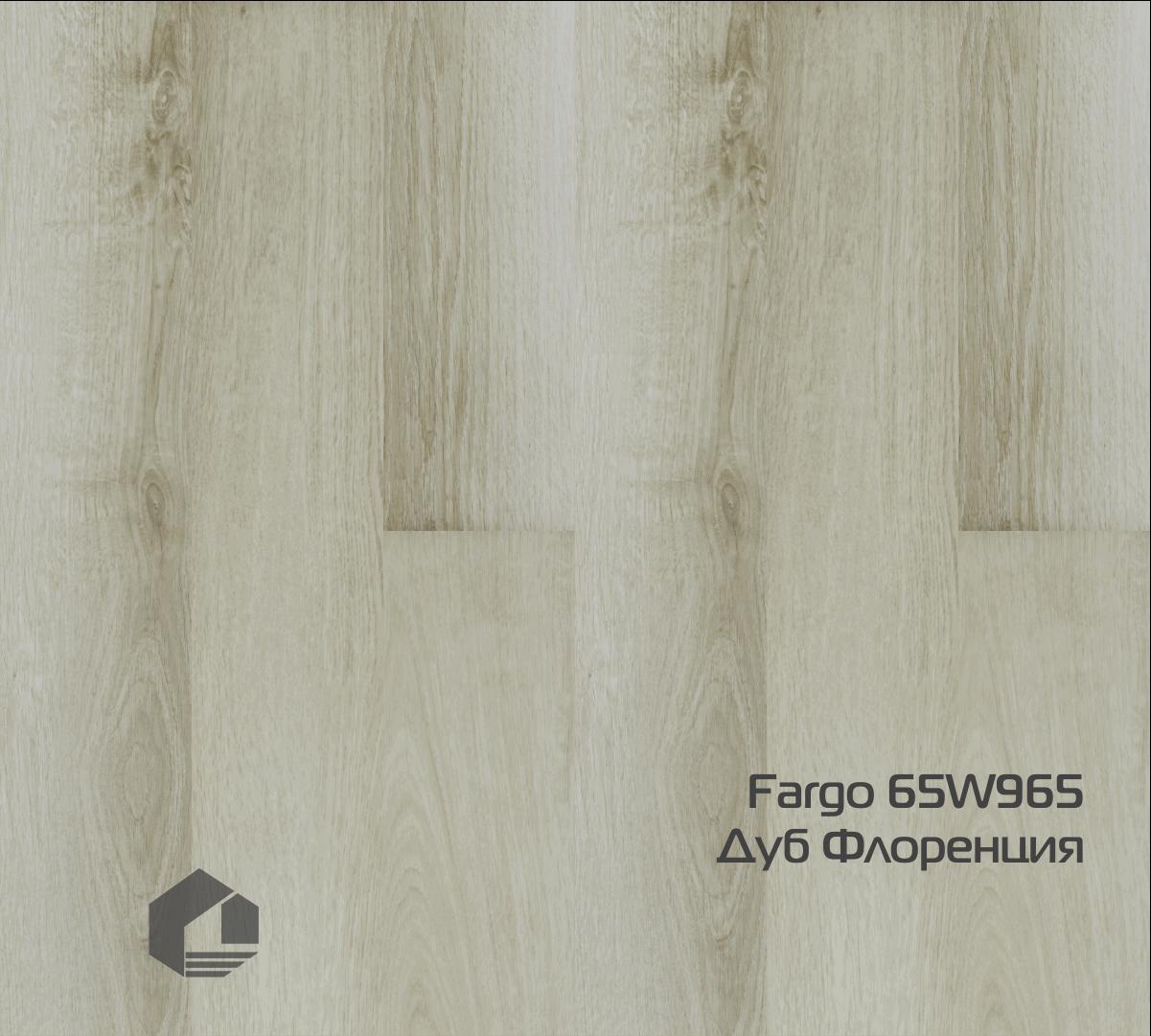 Кварцевый ламинат Fargo Classic 65W965
