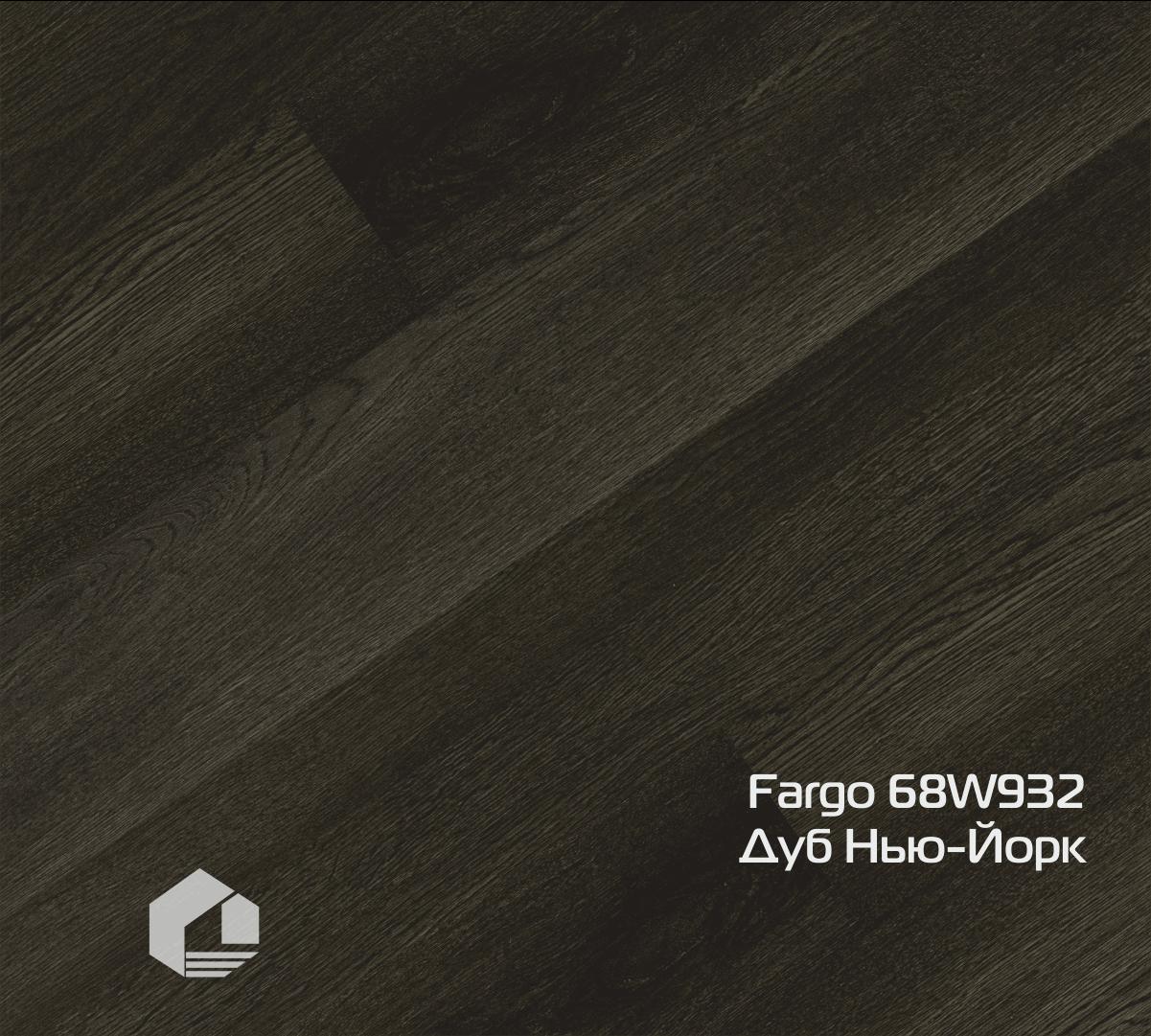 Кварцевый ламинат Fargo Classic 68W932