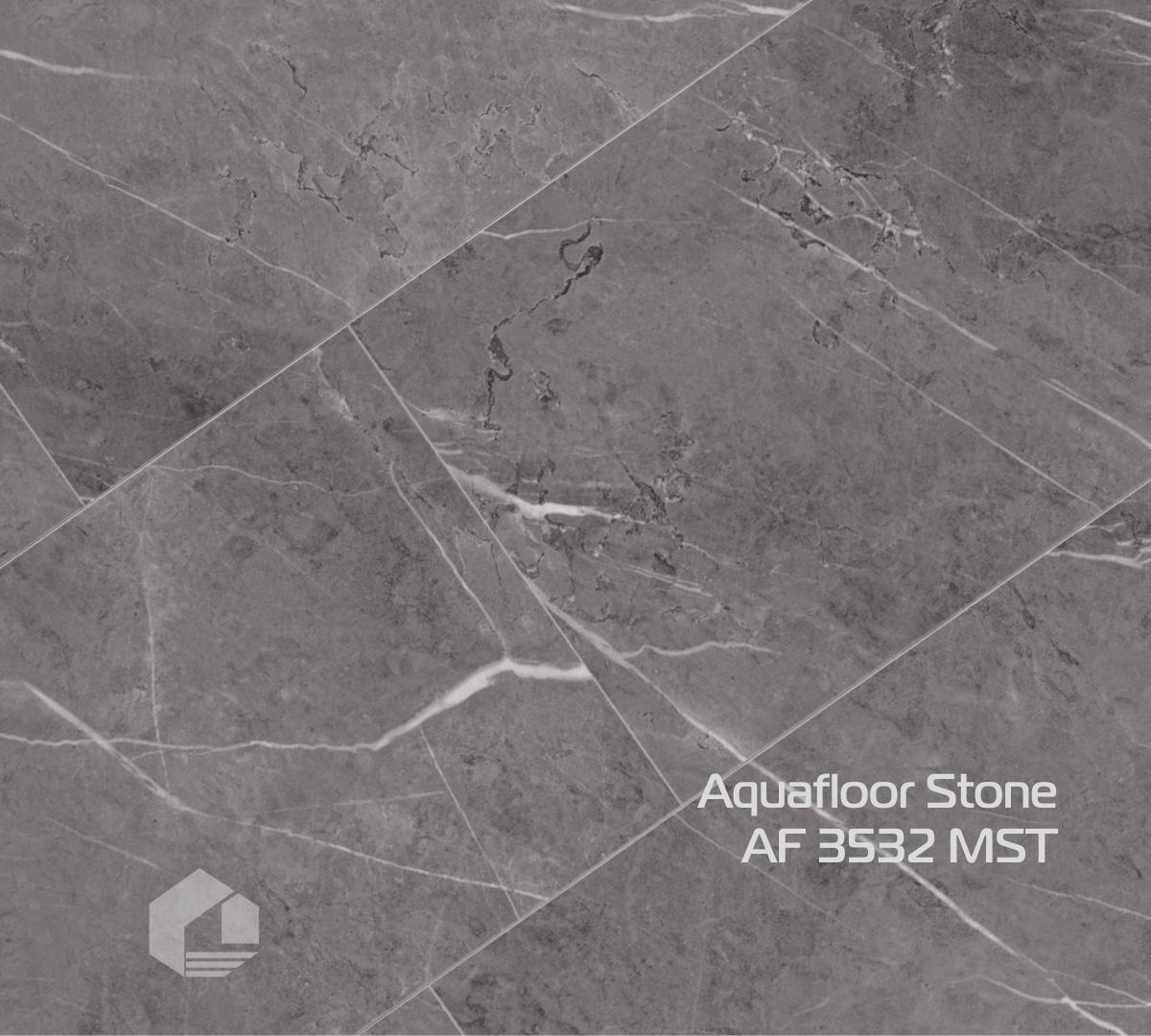 Кварцевый ламинат Aquafloor STONE AF 3532MST (610*305*3,5 мм) 10шт/1,86м2