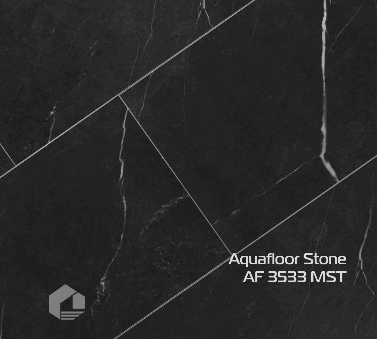 Кварцевый ламинат Aquafloor STONE AF 3533MST (610*305*3,5 мм) 10шт/1,86м2