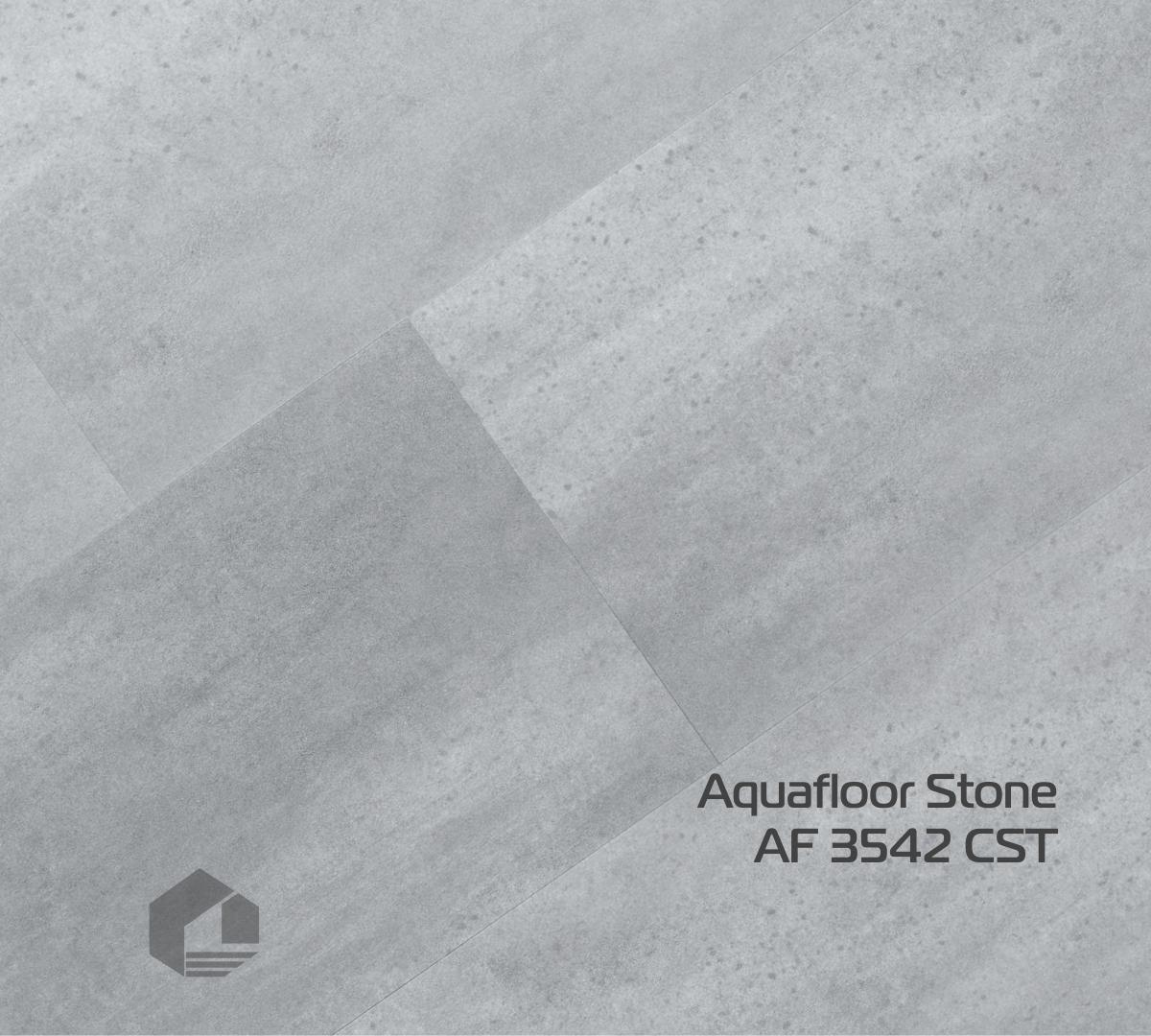 Кварцевый ламинат Aquafloor STONE AF 3542CST (610*305*3,5 мм) 10шт/1,86м2