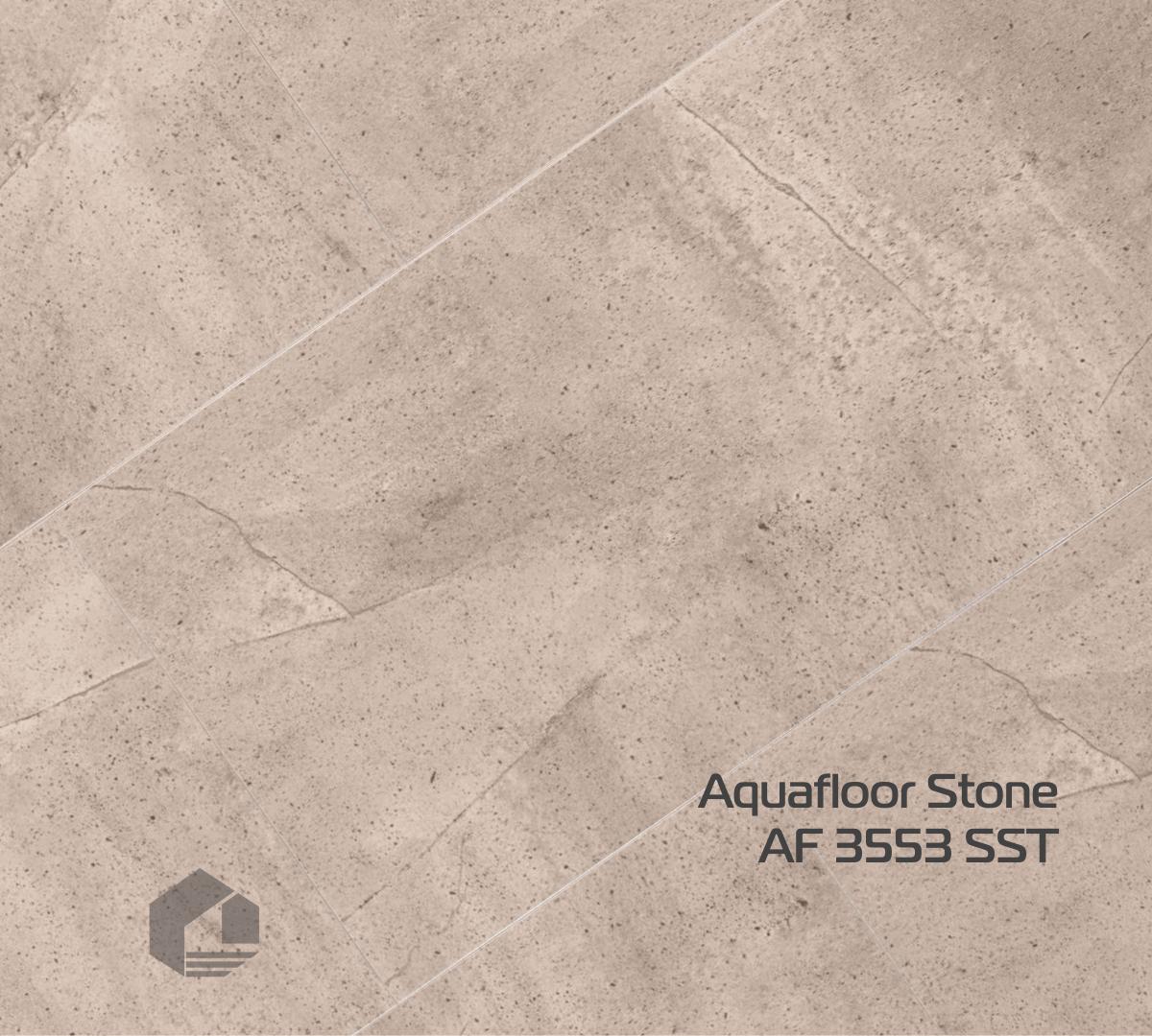 Кварцевый ламинат Aquafloor STONE AF 3553SST (610*305*3,5 мм) 10шт/1,86м2