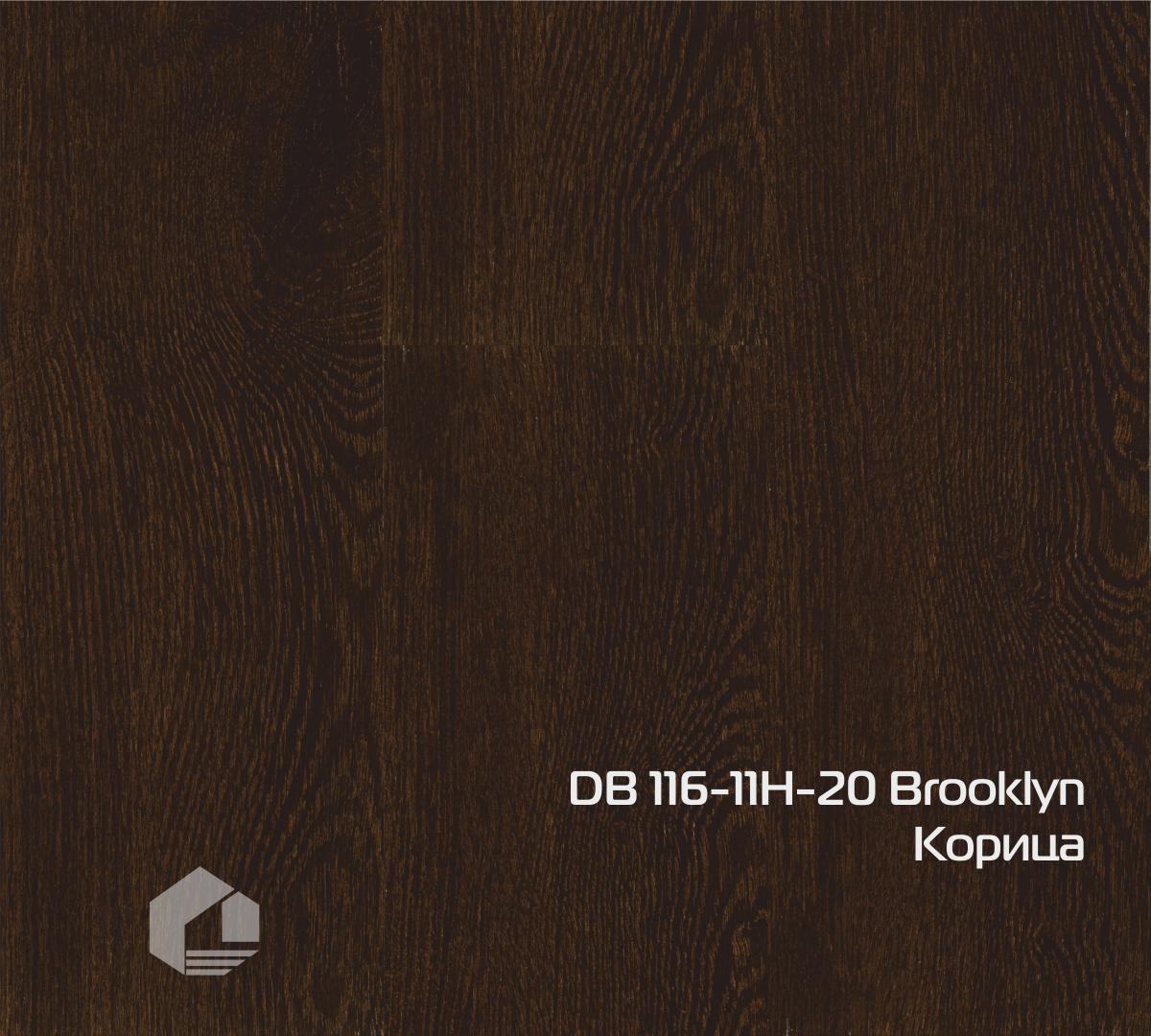 Кварцвиниловая плитка Wonderful Vinyl Floor Brooklyn DB-116-11H-20