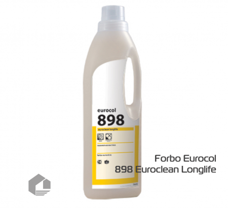 Мастика полимерная Forbo Eurocol 898 Euroclean Longlife глянцевая